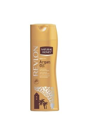 Revlon Natural Honey Argan Oil Body Lotion 330ml