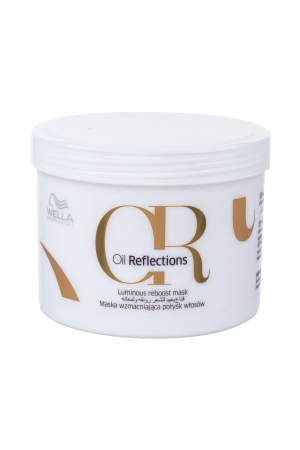 Wella Oil Reflections Hair Mask 500ml (All Hair Types)