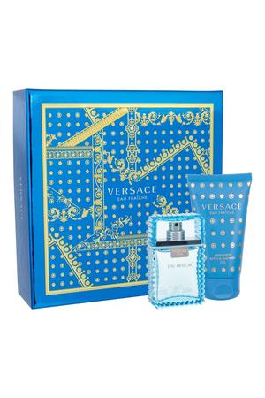 Versace Man Eau Fraiche Eau De Toilette 30ml Combo: Edt 30ml + 50ml Shower Gel