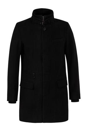Ανδρικό Παλτό με Αφαιρούμενο Γιλέκο