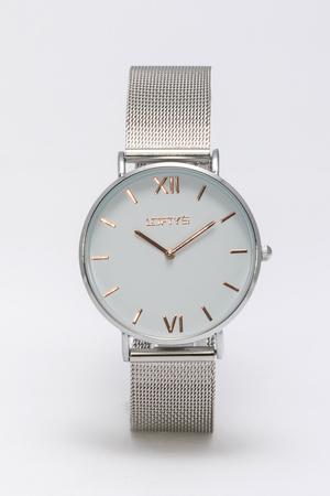 LOFTY'S Vintage Silver Stainless Steel Bracelet