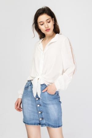 COZY Premium Denim Skirt