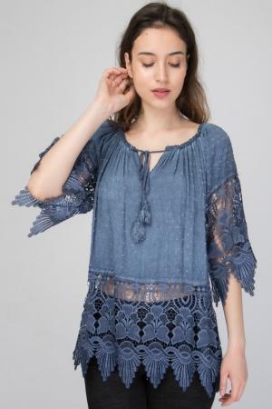 COZY Design Lace Top