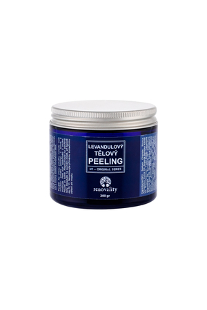 Renovality Original Series Lavender Body Peeling Body Peeling 200ml