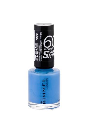 Rimmel London 60 Seconds Super Shine Nail Polish 8ml 862 Feelin/fly