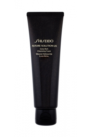 Shiseido Future Solution Lx Cleansing Mousse 125ml (Mixed - Dry)