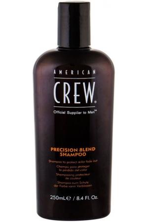 American Crew Precision Blend Shampoo 250ml (Colored Hair - Damaged Hair)
