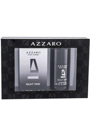Azzaro Azzaro Pour Homme Night Time Eau de Toilette 50ml Combo: Edt 50 Ml + Deostick 75 Ml