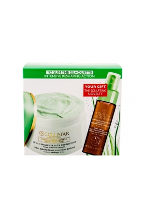 Collistar Special Perfect Body High-definition Slimming Cream Cellulite And Stretch Marks 400ml Kit
