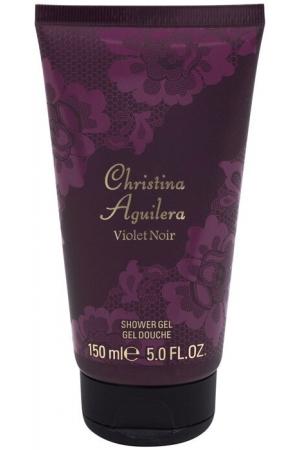 Christina Aguilera Violet Noir Shower Gel 150ml