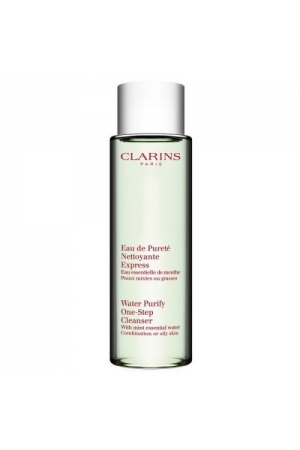 Clarins Water Purify One Step Cleanser Cleansing Water 200ml (Oily - Mixed)