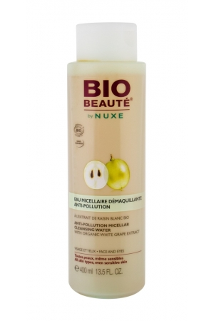 Nuxe Bio BeautE Anti-pollution Micellar Water 400ml (Bio Natural Product - All Skin Types)