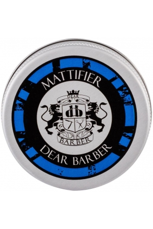 Dear Barber Mattifier Hair Gel 20ml (Strong Fixation)