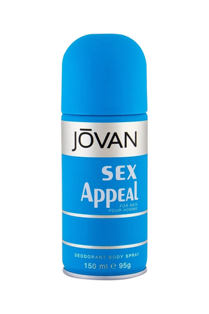 Jovan Sex Appeal Deodorant 150ml (Deo Spray)