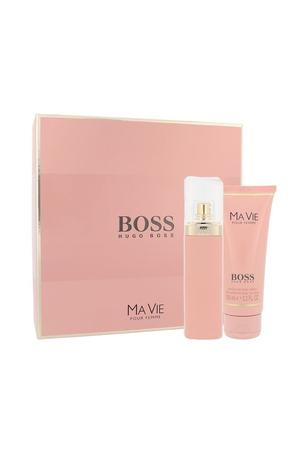 Hugo Boss Boss Ma Vie Pour Femme Eau De Parfum 50ml Combo: Edp 50ml + 100ml Body Milk