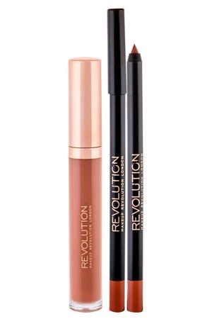 Makeup Revolution Retro Luxe Kits Gloss Truth