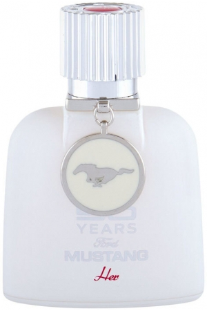 Ford Mustang Mustang 50 Years Eau de Parfum 50ml
