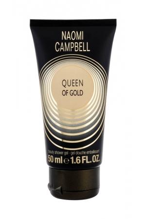 Naomi Campbell Queen Of Gold Shower Gel 50ml