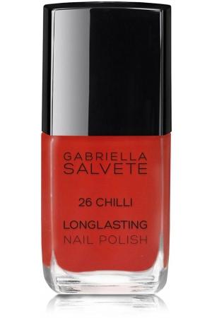Gabriella Salvete Longlasting Enamel Nail Polish 26 Chilli 11ml
