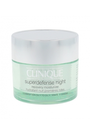Clinique Superdefense Night Skin Cream 50ml (Oily - Mixed - First Wrinkles)