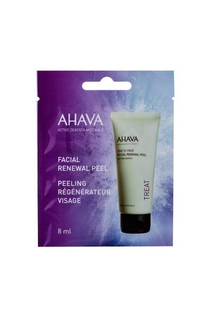 Ahava Treat Time To Treat Peeling 8ml (All Skin Types)