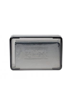 Clinique For Men Face Soap With Dish Cleansing Soap 150gr (Normal - Dry)