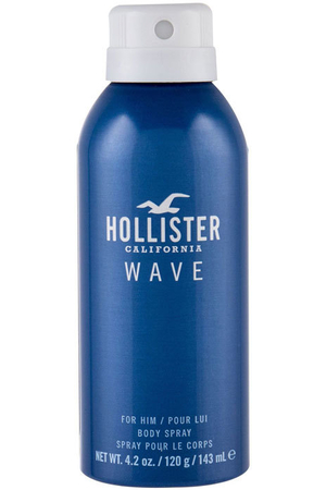 Hollister Wave For Him Deodorant 143ml (Deo Spray)