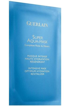Guerlain Super Aqua Mask 6ks Face Mask 1pc (All Skin Types - For All Ages)