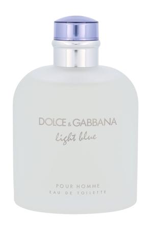 Dolce&gabbana Light Blue Pour Homme Eau De Toilette 200ml