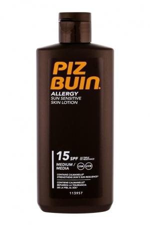 Piz Buin Allergy Sun Body Lotion 200ml Waterproof Spf15