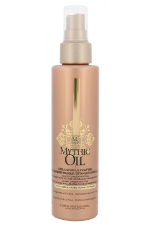 L/oreal Professionnel Mythic Oil Emulsion Ultrafine Hair Oils And Serum 150ml (All Hair Types)