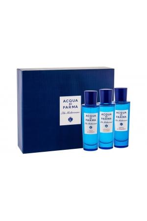 Acqua Di Parma Blu Mediterraneo Collection Eau De Toilette 3x30ml