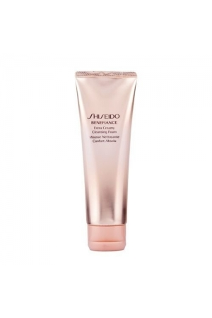 Shiseido Benefiance Extra Creamy Cleansing Foam Cleansing Mousse 125ml (All Skin Types)