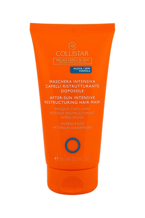 Collistar Special Hair Sun After-sun Intensive Restructuring Hair Mask Hair Mask 150ml (Sun Damaged Hair)