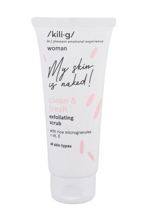 Kili·g Woman Clean Fresh Peeling 75ml (All Skin Types)