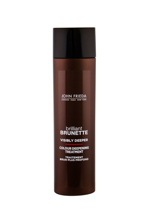 John Frieda Brilliant Brunette Visibly Deeper Hair Color 150ml (Colored Hair)