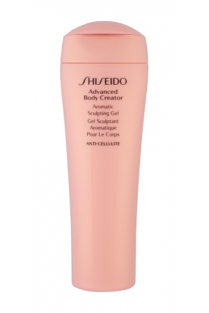 Shiseido Advanced Body Creator Aromatic Sculpting Gel Cellulite And Stretch Marks 200ml