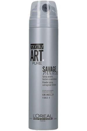 L´oréal Professionnel Tecni.Art Savage Panache Pure Powder Spray Hair Volume 250ml