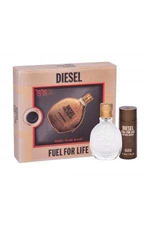 Diesel Fuel For Life Eau De Toilette 30Ml & 50Ml Shower Gel