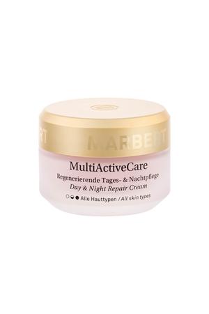 Marbert Anti-aging Care Multiactive Care Day Cream 50ml Regenerating Day Night Cream (Wrinkles - Mature Skin - All Skin Types)