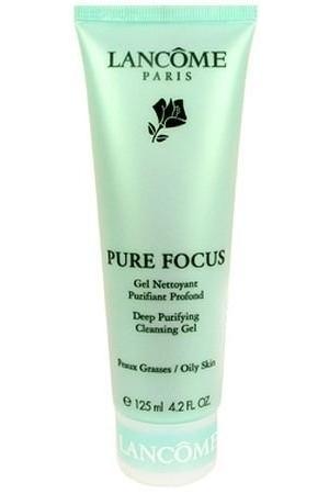 Lancome Gel Pure Focus Cleansing Gel 125ml (Oily)