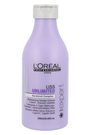 L/oreal Professionnel Serie Expert Liss Unlimited Shampoo 250ml (Unruly Hair)