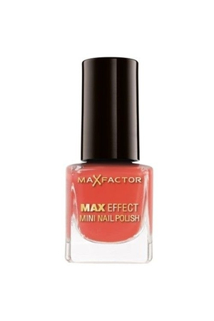 MAX FACTOR Max Effect mini lakier do paznokci nr 20 Silver