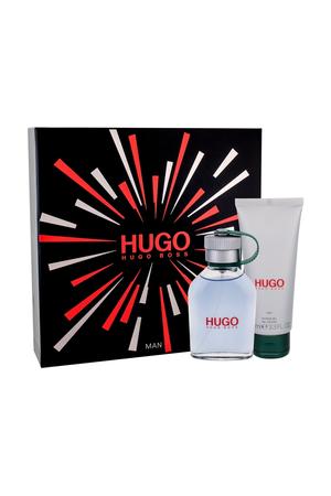 Hugo Boss Hugo Man Eau De Toilette 75ml Combo Edt 75 Ml + Shower Gel 100 Ml