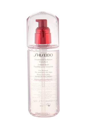 Shiseido Japanese Beauty Secrets Treatment Softener Enriched Facial Lotion 150ml (Normal - Mixed)