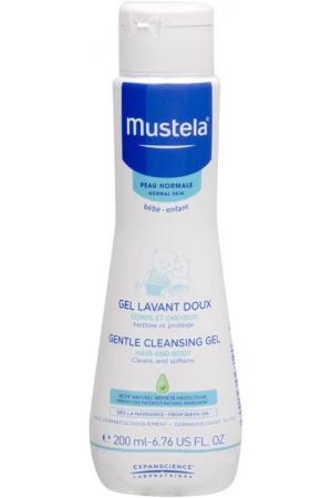 Mustela Bébé Gentle Cleansing Gel Hair and Body Shower Gel 200ml