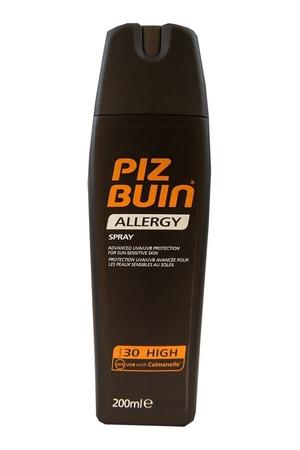 Piz Buin Allergy Sun Sensitive Skin Spray Sun Body Lotion 200ml Spf30