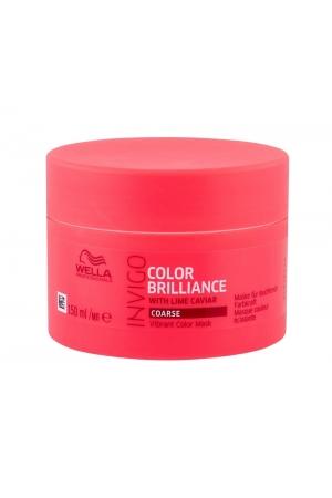 Wella Wpc Invigo Brilliance Coarse Hair Mask 150ml