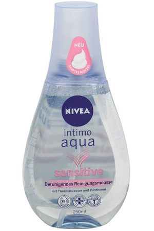 Nivea Intimo Aqua Sensitive 250ml