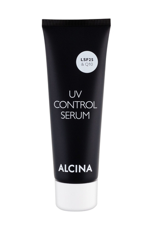 Alcina N°1 Uv Control Serum Skin Serum 50ml Spf25 (All Skin Types - For All Ages)